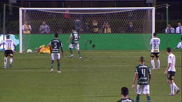 Melhores momentos: Palmeiras 1 x 1 Corinthians pela 32ª rodada do Brasileirão 2019
