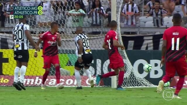 Melhores momentos de Atlético-MG 0 x 1 Athletico-PR pela 34ª rodada do Brasileirão 2019