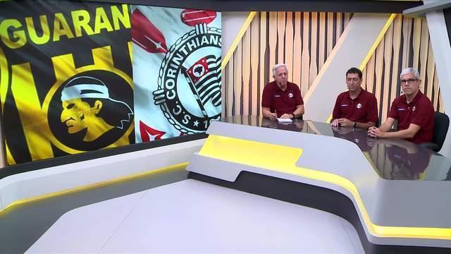 Comentaristas analisam a derrota do Corinthians