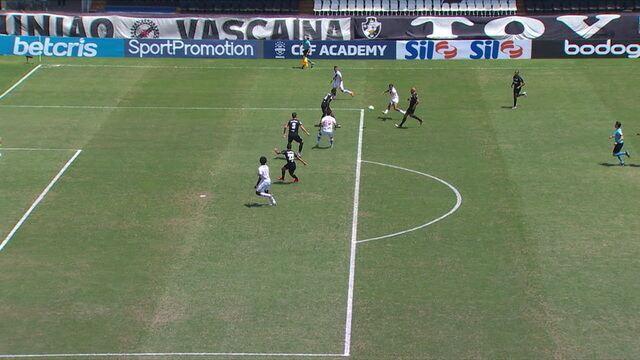 Melhores Momentos: Vasco 1 x 1 Bragantino pela 12ª rodada do Brasileirão