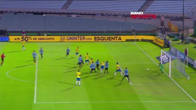 Uruguai 0 X 2 Brasil Eliminatorias Da Copa America Do Sul Rodada 4 Tempo Real Globo Esporte