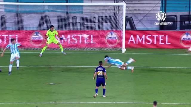 Melhores momentos: Racing 1 x 0 Boca Juniors, pelas quartas de final da Libertadores
