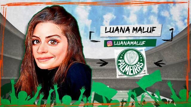 A Voz da Torcida: Com derrota, Luana Maluf vê Palmeiras sem reação de ataque no 2º tempo