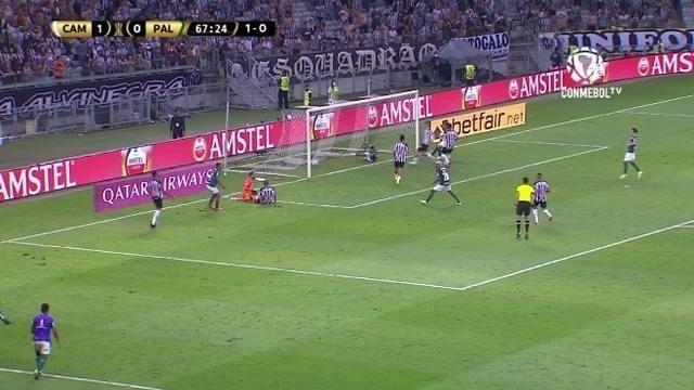 Melhores momentos: Atlético-MG 1 x 1 Palmeiras, pela semifinal da Libertadores