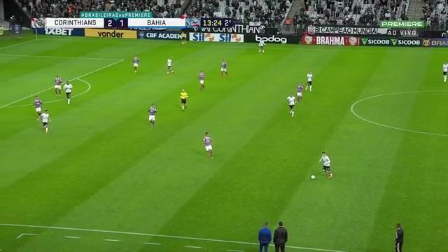 Melhores momentos: Corinthians 3 x 1 Bahia, pela 24ª rodada do Brasileirão