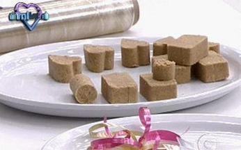 Paçoca caseira - Aprenda a fazer uma deliciosa paçoca com farinha láctea