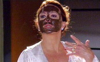 Vídeo Show dá aula prática de máscaras faciais - Veja dicas dos personagens da telinha