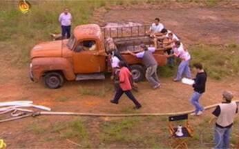 Lata Velha – Uma captura explosiva - Confira a explosiva captura da Caminhonete Chevrolet 1960 do Seu Bené, de Volta Redonda, Rio de Janeiro!