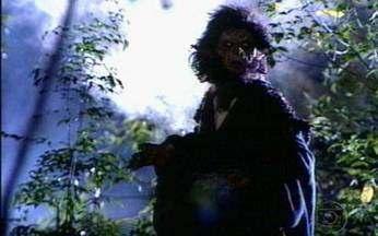 Vídeo Show comemora o Dia das Bruxas - Em terras tupiniquins, o que assusta para valer são os monstros 'Made in Brazil'.