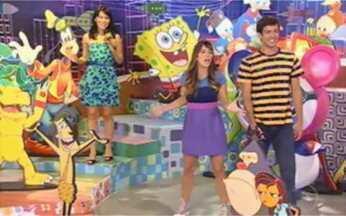 Geovanna Tominaga mostra os bastidores da TV Globinho - Apresentadora comandou o programa durante sete anos.