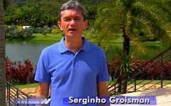 Ação Global comemora 10 anos de vida - Equipe do programa viajou para Minas Gerais.