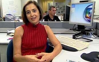 Graziela Azevedo diz que aprendeu o que fazer com o tempo extra ganho com vida mais longa - A repórter entrevistou a dona Tereza, de 80 anos, que começou a trabalhar como modelo depois dos 60.