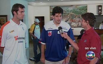 Jogadores comentam Desafio das Estrelas do Novo Basquete Brasil - Guilherme Giovannoni, ala do Brasília, e Murilo, pivô do Minas, ressaltam a importância da festa que gira em torno do evento.