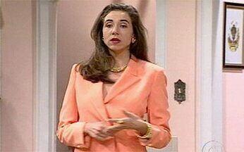 Os personagens de baixo QI, como o Fiasco de Cama de Gato - Vídeo Show relembra pérolas de Magda e Solineuza, entre outros.