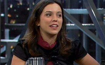 Atriz Sara Antunes fala de espetáculos - Ela escreveu 'As Negrinhas' e é uma das protagonistas de 'As Meninas', de Maitê Proença.