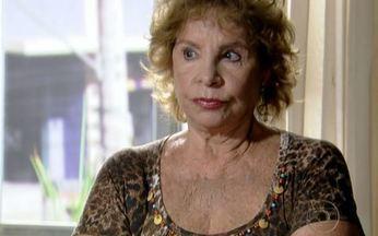 """Valentina (Daisy Lucidi) teme ficar sem """"netinha"""" - """"Eu não posso perder a Kelly pra ordinária da Clara, não"""""""