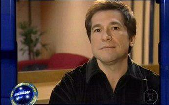 Vídeo Show News: Daniel fala da gravação com Didi - Quadro traz as últimas dos famosos.