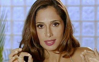 Dicas de Beleza: Camila Pitanga dá a sua dica preciosa - Beber muita água é o grande segredo da atriz.