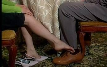 Os personagens safadinhos que azaram por baixo da mesa - Relembre com o Vídeo Show os adeptos desta arte da sedução.