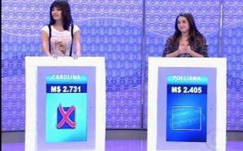 Vídeo Game: confira a final entre Carolina Oliveira e Polliana Aleixo - Atrizes teen disputam o grande prêmio.