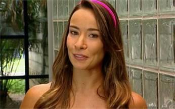 Apresentadora Flavia Rubim se despede do comando da TV Globinho - Vídeo Show confere a última gravação da apresentadora.