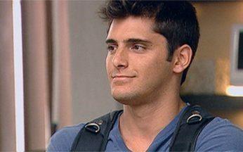 Capítulo de 08/03/2011 - Pedro tenta explicar para Catarina que Raquel está em sua casa