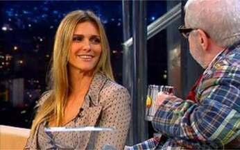 Apresentadora Fernanda Lima fala de Amor & Sexo - Ela está apresentando a segunda temporada do programa