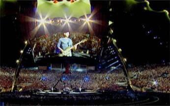 Show do U2 é destaque do canal Multishow - Confira como foi a apresentação da banda de Bono Vox