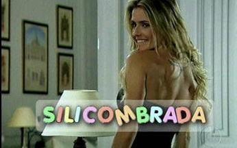 Veja nosso glossário de apelidos inventados para as personagens de 'Insensato' - Natalie Lamour brinca com o português e cria uma nova palavra: barangoia
