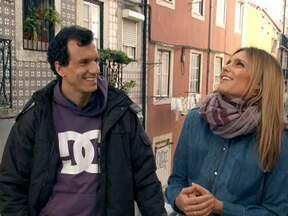 Como a língua influencia no sexo? - Fernanda Lima vai a Portugal para tentar entender melhor esse assunto