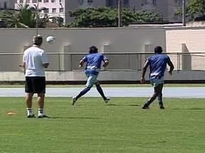 Botafogo aposta no jogo aéreo para jogo contra Madureira pelo Carioca - Glorioso deverá ter Brinner no banco de reservas pela primeira vez.