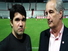 Giovanni Luigi fala do gramado do Estádio Palogrande e do que esperar na Colômbia - O Inter encara o Once Caldas na noite desta quarta-feira pela partida de volta da Pré-Libertadores.