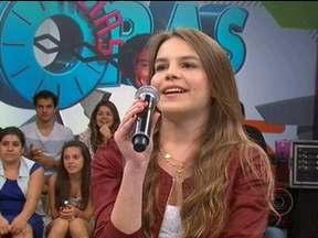 Bianca Salgueiro fala sobre o seu desempenho nos vestibulares - Atriz de Fina Estampa ficou em primeiro lugar geral na UERJ