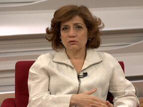 Miriam Leitão fala sobre a crise econômica da Grécia - Ela não acredita que o novo acordo seja a solução para o país. O colapso previsto para março pode ser evitado com a ajuda, mas a situação continua muito grave.