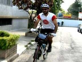 São Paulo tem projetos para ampliar número de pistas para bicicletas - São Paulo tem 52 quilômetros de ciclovias e inaugurou uma faixa exclusiva pra integrar os ciclistas ao trânsito da cidade. No entanto, a segurança dos ciclistas depende da mudança de comportamento da sociedade.