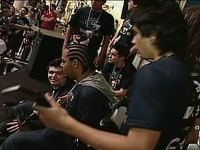 Jovens disputam campeonato de videogame em Marília - Jogos serão disputados no futebol, Guitar Hero e outras modalidades.