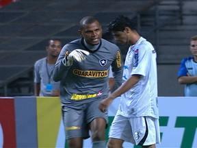 Ponte Preta, Portuguesa e Botafogo se classificam na Copa do Brasil - No jogo do Rio, jogador do Treze erra penalti e quase apanha no vestiário