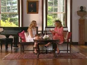 Angélica entrevista Regiane Alves - A atriz fala sobre a Dóris, personagem que viveu em Mulheres Apaixonadas