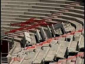 Atlético-PR anuncia liberação do financiamento das obras da Arena da Baixada - Atlético-PR anuncia liberação do financiamento das obras da Arena da Baixada
