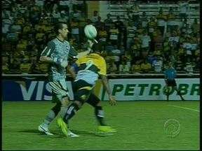 Atlético-PR vence o Criciúma na Copa do Brasil mesmo com gol polêmico - O Rubro-negro venceu por 2 a 1 o Criciúma, que fez um gol irregular que foi validado pelo juiz