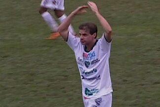 Túlio chega ao Tanabi, estreia com gol e segue a busca pelo milésimo - Atacante marcou de falta em seu primeiro jogo pela equipe do interior paulista.