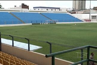 Nhozinho Santos poderá ser interditado novamente - Estádio foi interditado em fevereiro, mas liberado após a assinatura de um termo de conduta. Entretanto, local permanece com irregularidades