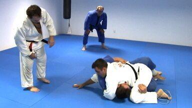 Judoca de MT treina para disputar Copa do Mundo em Miami - O mato-grossense acostumado ao pódio que também sonha com mais medalhas internacionais.