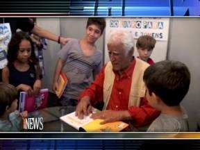Vídeo Show News: Festa de Sandra Sá e literatura infantil com Ziraldo - Dani Monteiro mostra o que rola no mundo dos famosos