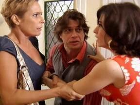 Tapas & Beijos – Episódio do dia 08/05/2012, na íntegra - Fátima tenta tirar Armane da prisão, Sueli recebe a mãe de Bia em sua casa e Flavinha tenta almoçar com a sua mãe no Dia das Mães