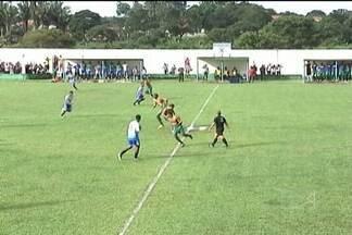 Sampaio e Viana empatam no Djalma Campos - Tricolor segue sem vencer o time vianense e mantém vantagem para o jogo de volta nas semifinais