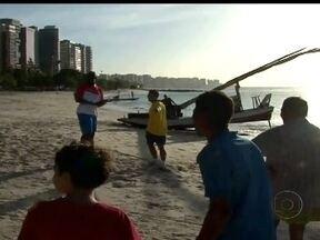 Após GPs de Atletismo, moradores de Belém e Fortaleza se interessam pelo esporte - Cidades sediaram 1ª e 2ª provas do ano. Fábio Gomes e Jadel Gregório visitam a capital do Ceará.