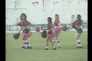 Saiba quem são as raposetes - Conheça as garotas que animaram os jogos do Campinense pelo Campeonato Paraibano.