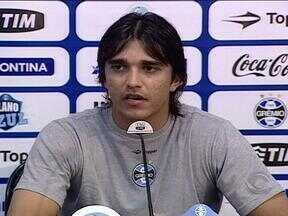 Para o Grêmio, partida contra o Palmeiras é ensaio para a Copa do Brasil - Equipes se enfrenatm em sequência de três jogos pelo Brasileirão e pela Copa do Brasil.