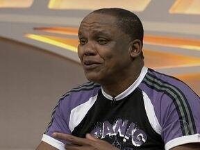 Serginho Chulapa relembra momentos marcantes na carreira - Ex-jogador ainda é o maior artilheiro da história do São Paulo.